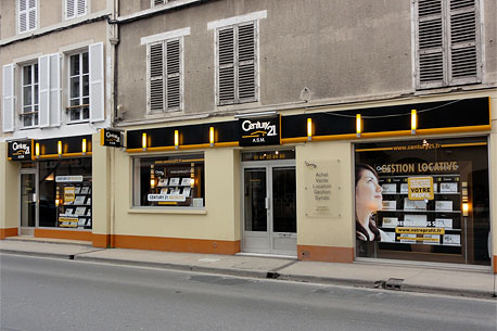 Agence immobilière CENTURY 21 A.S.M., 77120 COULOMMIERS
